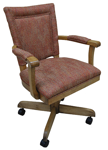 401 Caster Chair with Arms