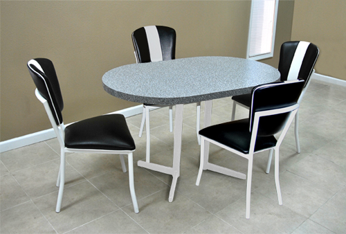 Dinette 206 - 4 Side Chairs
