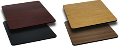 Square Reversible Table Top