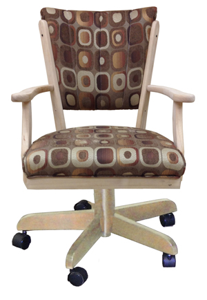 Classic Caster Chair with Arms