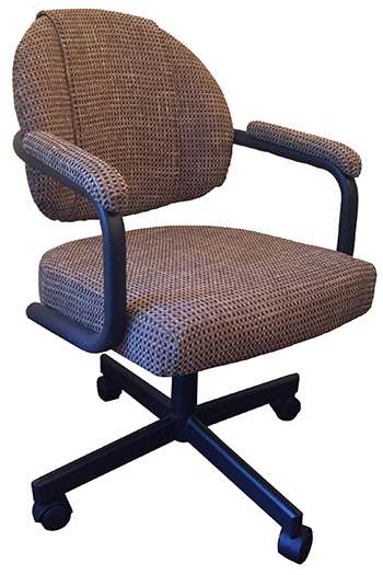 M-70 Metal Caster Chair