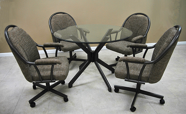 M-80 Caster Chairs 42