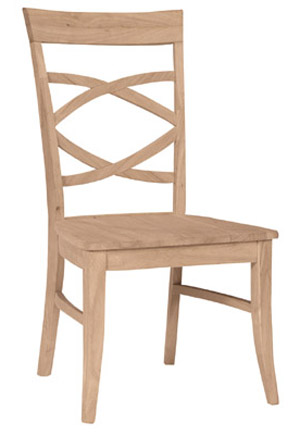 Milano Chair Wood Seat