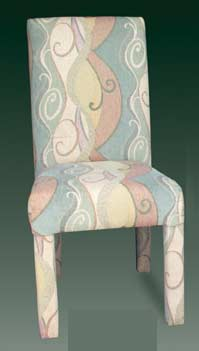 T-99 Arch Back Parsons Chair