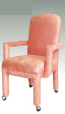 T-108 Parsons Chair with Casters