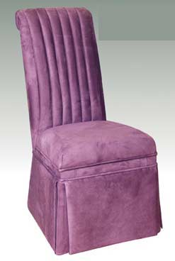 T-110 Skirted Parsons Chair