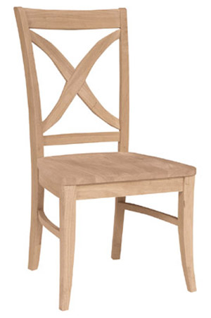 Vineyard Chair Wood Seat