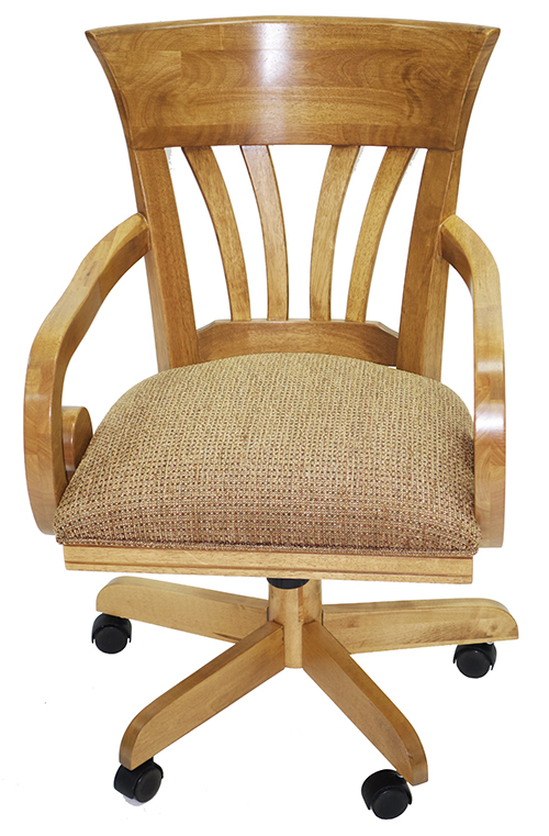 Tobias Wave Caster Chair
